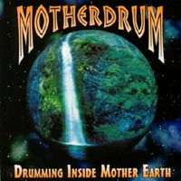 drumming inside mother earth album cover